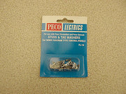 Peco PL18 Studs and Tag Washers