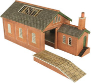 Metcalfe PN112 N Goods Shed Card Kit