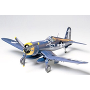 Tamiya 61061 1/48 Vought F4U-1D Corsair Plastic Model Kit