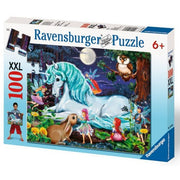 Ravensburger 10793-3 Unicorns World Puzzle 100pc
