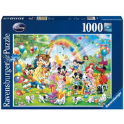 Ravensburger 19019-5 Disney Mickeys Birthday Puzzle 1000pc