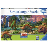 Ravensburger Land of the Dinosaurs Puzzle 200pc