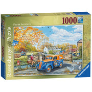 Ravensburger 9578-7 Farm Services Puzzle 1000pc