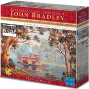 Blue Opal 01914 Deluxe Bradley Morning Murray Puzzle 1000pc