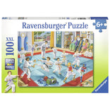 Ravensburger Martial Arts Class Puzzle 100pc