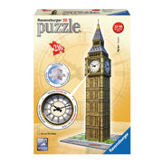 Ravensburger 12586-9 Big Ben with Clock 3D Puzzle 216pc
