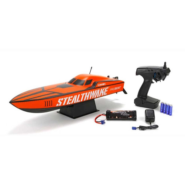 Pro Boat Stealthwake 23inches Deep-V Br RTR