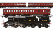 Hornby R3397 OO LMS Suburban Passenger Train Pack - Limited Edition