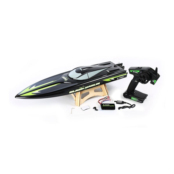 Rage RC Black Marlin 24in Boat RTR