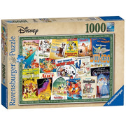 Ravensburger 19874-0 1000pce Disney Vintage Movie Posters