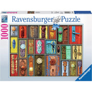 Ravensburger 19863-4 Antique Doorknobs Puzzle 1000pc*