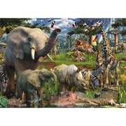 Ravensburger 17823-0 At the Waterhole Puzzle 18000pc*