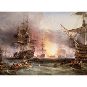 Ravensburger 17806-3 Bombardment of Algiers Puzzle 9000pc