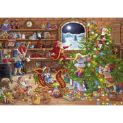 Ravensburger 19882-5 Countdown 2 Christmas Puzzle 1000pc