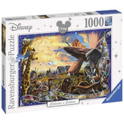 Ravensburger 19747-7 Disney Moments The Lion King 1994 Puzzle 1000pc