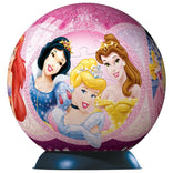 Ravensburger Disney Princess 3D PuzzleBall 108pc