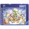 Ravensburger 19287-8 Disney Christmas Eve Puzzle 1000pc