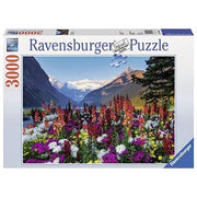 Ravensburger 17061-6 Mountains of Flowers Puzzle 3000pc