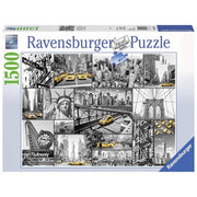 Ravensburger 16354-0 New York Cabs Puzzle 1500pc*