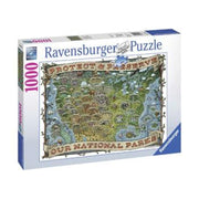 Ravensburger 19859-7 Protect and Preserve USA Puzzle 1000pc