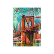 Ravensburger 19835-1 Retro New York Puzzle 1000pc