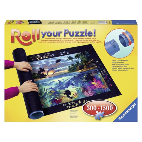 Ravensburger Roll Your Puzzle 300 - 1500pc