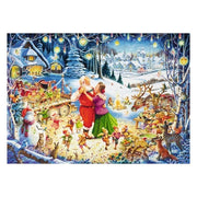 Ravensburger 19765-1 Ultimate Christmas Party Puzzle 1000pc