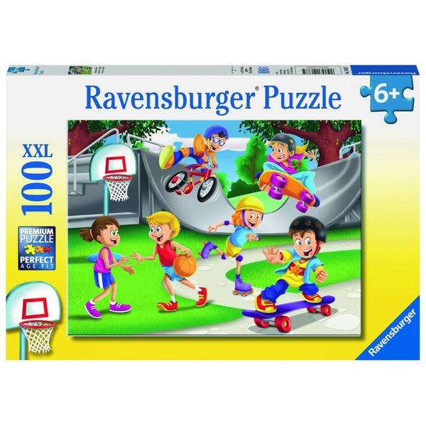 Ravensburger Skating Adventure 100pce