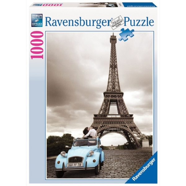 Ravensburger Paris Romance Puzzle 1000pc