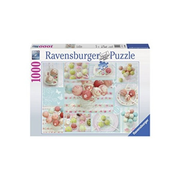 Ravensburger 19368-4 Sweet Cake Pops Puzzle 1000pc