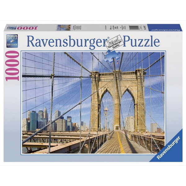 Ravensburger Exciting New York Ouzzle 1000pc