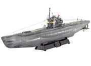 Revell 05100 1/144 Type VIIC/41 U-Boat Atlantic Version