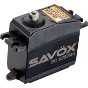 Savox SC0252MG SC-0252MG Std size digital MG servo 10kg 0.19