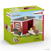 Schleich 42421 Chicken Coop with Chicks*