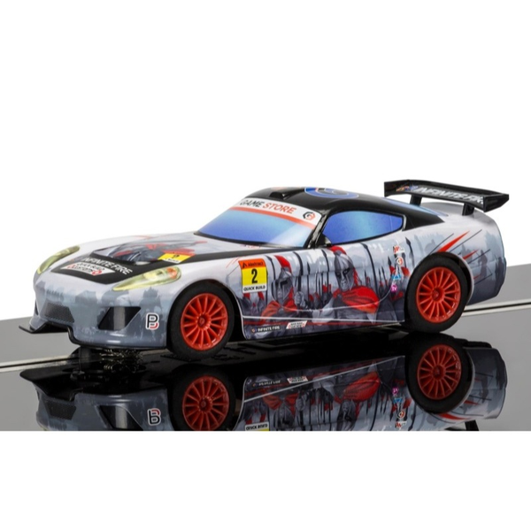 Scalextric Team GT Lightning - Spartan