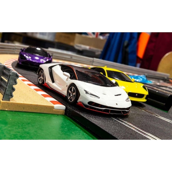 Scalextric ARC Pro Sunset Speedway Digital Slot Car Set*