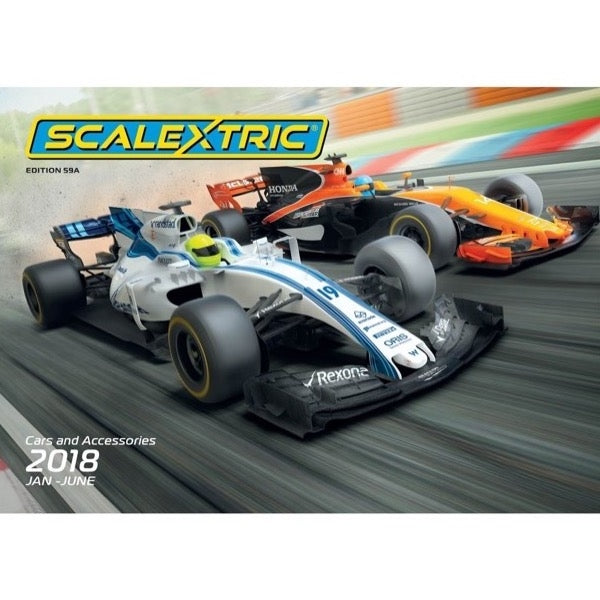 Scalextric Catalogue 2018*