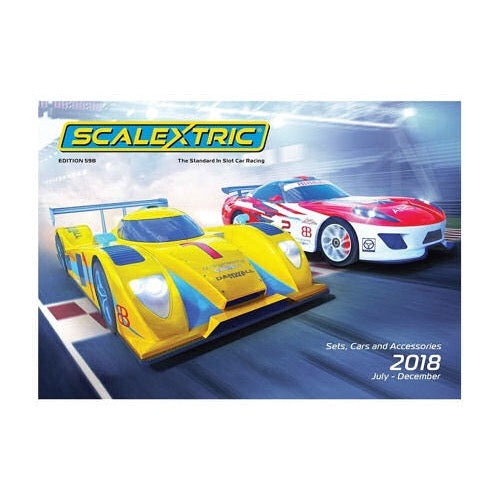 Scalextric Catalogue July-Dec 2018
