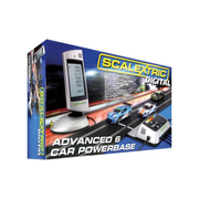Scalextric C7042 Digital Powerbase Advanced 6 Car