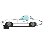 Scalextric C3890 Jaguar E-Type 1965 Bathurst (Bob Jane)