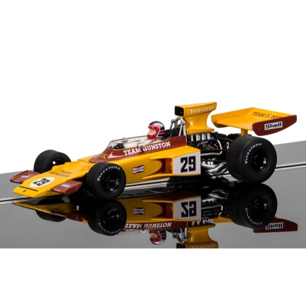 Scalextric Legends Lotus 72 Gunston 1974 (Ian Scheckter)