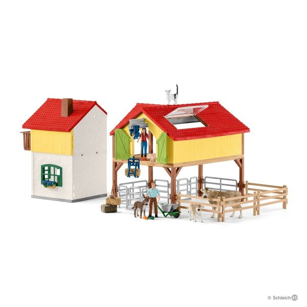 Schleich Large Farm House