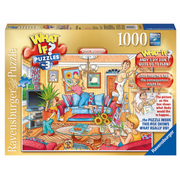 Ravensburger 19348-6 WhatIf? No.3 Home Makeover 1000pc
