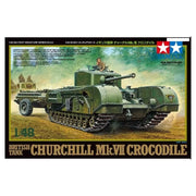 Tamiya 32594 1/48 Churchill Mk.VII Crocodile Tank Plastic Model Kit