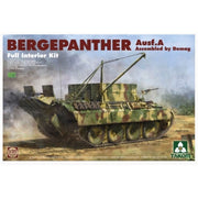 Takom 2101 1/35 Bergepanther Ausf.A with Interior Kit