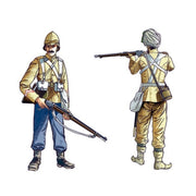 Italeri 6187 1/72 British Infantry and Sepoys Colonial Wars