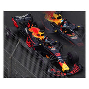 Spark S6064 1/43 Red Bull Racing RB14 #3 Dan Ricciardo Winner Monaco GP 2018