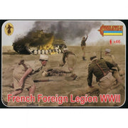 Strelets.R 1/72 French Foreign Legion WWII