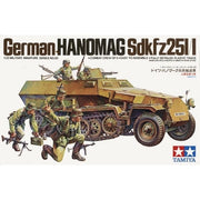 Tamiya 35020 1/35 German Hanomag Sd.Kfz 251/1 Plastic Model Kit