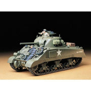 Tamiya 35190 1/35 U.S. Medium Tank M4 Sherman Early Production Plastic Model Kit